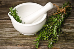 Rosemary and Pestle